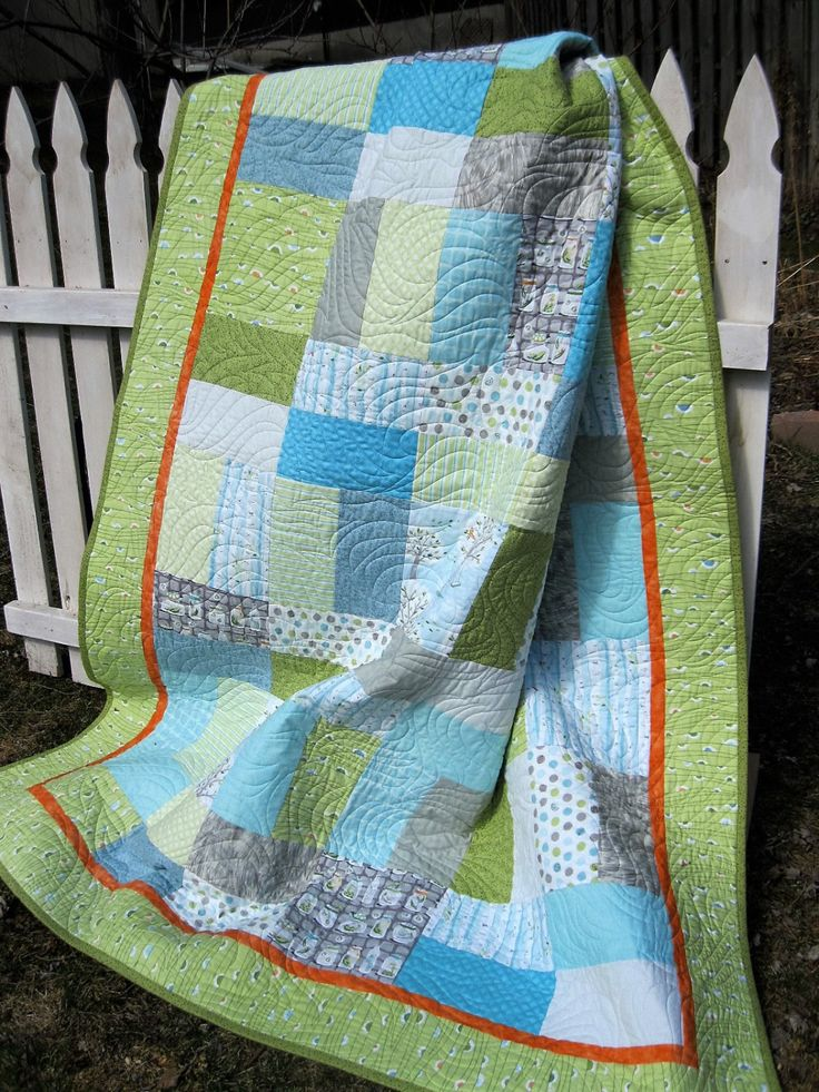 Kid's quilt, twin bed quilt, handmade quilt, quilts for sale, gender neutral quilt, boy's quilt, girls quilt, bug lover, nursery, kids room by SewingatTen on Etsy