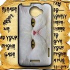 White Persian Cat  HTC One X Case Full Wrap #HTCOne #HTCOneX #PhoneCase #HTCOneCase #HTCOneXCase