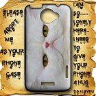 White Persian Cat  HTC One X Case Full Wrap #HTCOne #HTCOneX #PhoneCase #HTCOneCase #HTCOneXCase