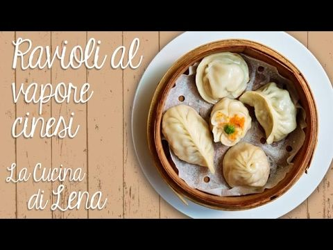 Tutorial: come chiudere i ravioli di carne cinesi o Jiaozi - YouTube