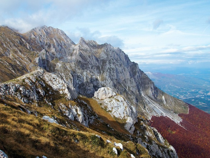 Dente del Lupo Parco Nazionale del Gran Sasso e Monti della Laga