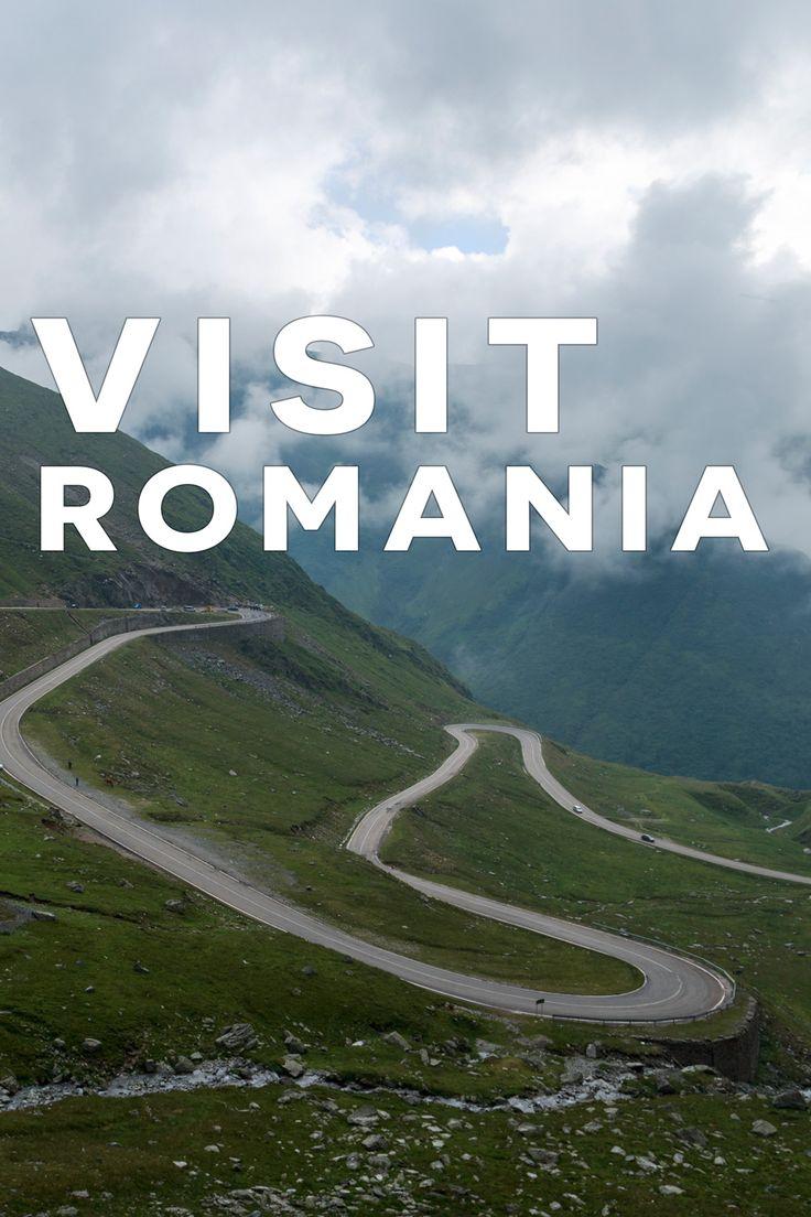 Romania is full of adventure.