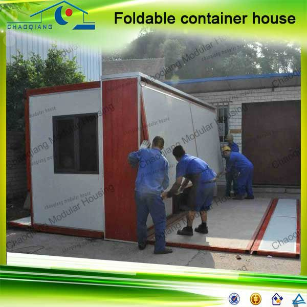 For Office Shop Store Cabin Shed House Use Foldable Container Homes China $2200~$2700