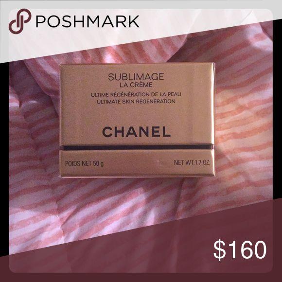 Chanel Sublimage La Creme Ultimate skin regeneration face moisturizer Other