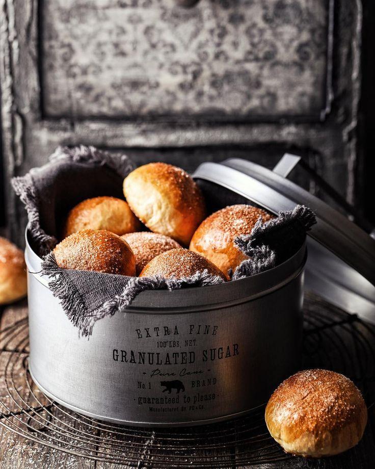 "6,403 Likes, 90 Comments - Анастасия Зурабова (@azourabova) on Instagram: ""Homemade sweet rolls with jam ❤️️ / ""Съешь же еще этих мягких французских булок да выпей чаю"", -…"""