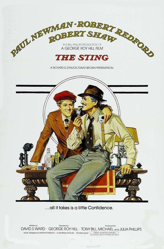 The Sting - Mini Print