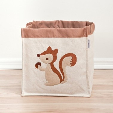 *For nuts.. or toys!* For Walls Squirrel Storage Hamper Small