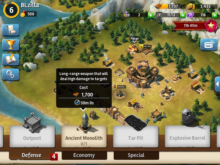 Siegefall | Tycoon Phase | General Shop | UI HUD User Interface Game Art GUI iOS Apps Games | Gameloft | www.girlvsgui.com