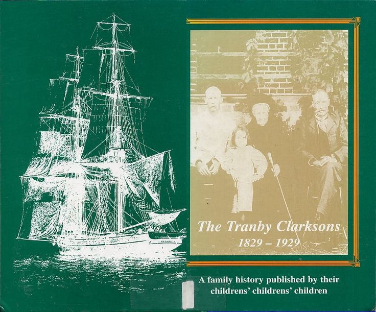 This book is a family record for descendants of Michael Clarkson who arrived in Australia in the early days of the Swan River Colony. Michael & his brother James Smith Clarkson left Hull in September 1829 on the vessel Tranby & arrived in February 1830. Their father Bamard & another son Charles Foster Clarkson arrived in 1833 in Cygnet. The story finishes about 100 years after Michael's arrival & the family trees bring the record up to the end of 1994.