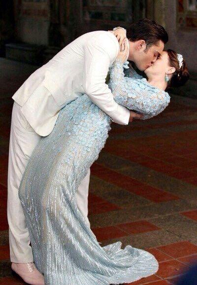 Bart Bass Blair Waldorf at Wedding Dress – Fashion dresses