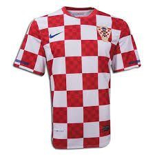 CAMISETA SELECCION CROACIA 2014