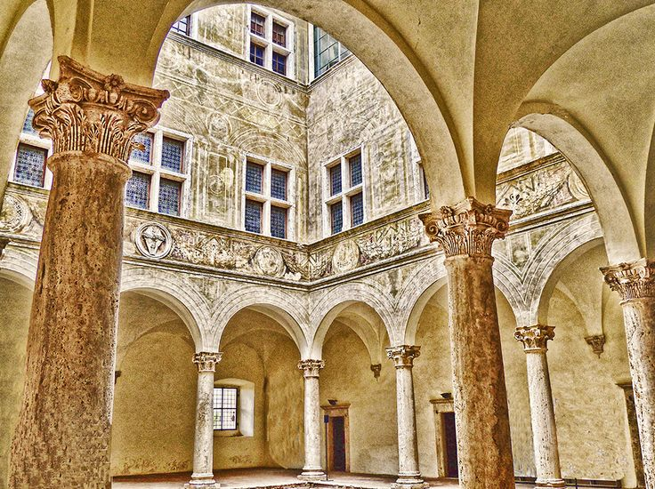 38 best images about renaissance architecture on pinterest for Architecture firms in italy