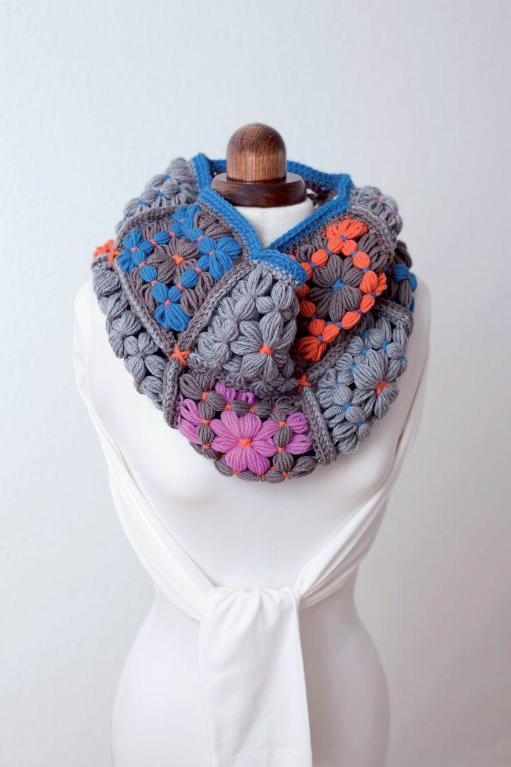Loom infinity scarf, for more languages click here: http://www.prym-consumer.com/prym/proc/docs/0H0H004e2.html?nav=0H0H007iz