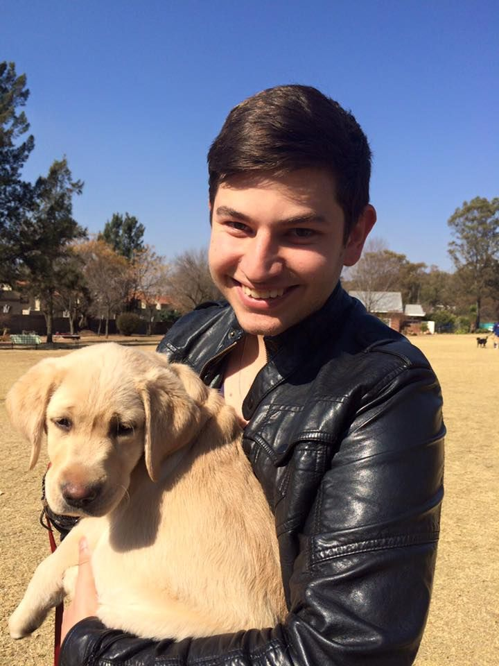 My Day With The Guide Dogs | El Broide