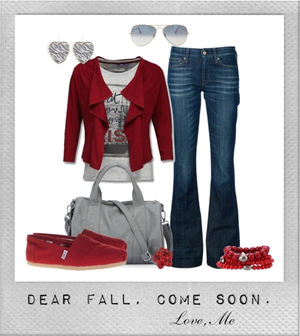 Dear Fall, Come Soon.