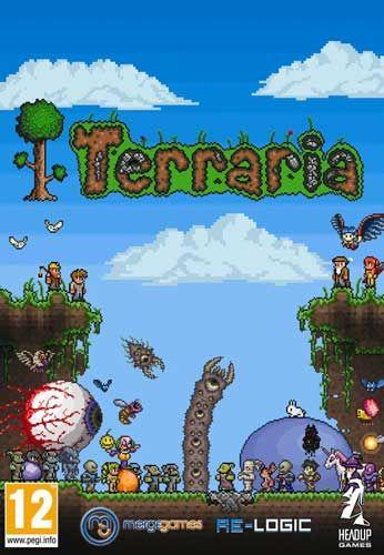 review #terraria #steam #videogiochi