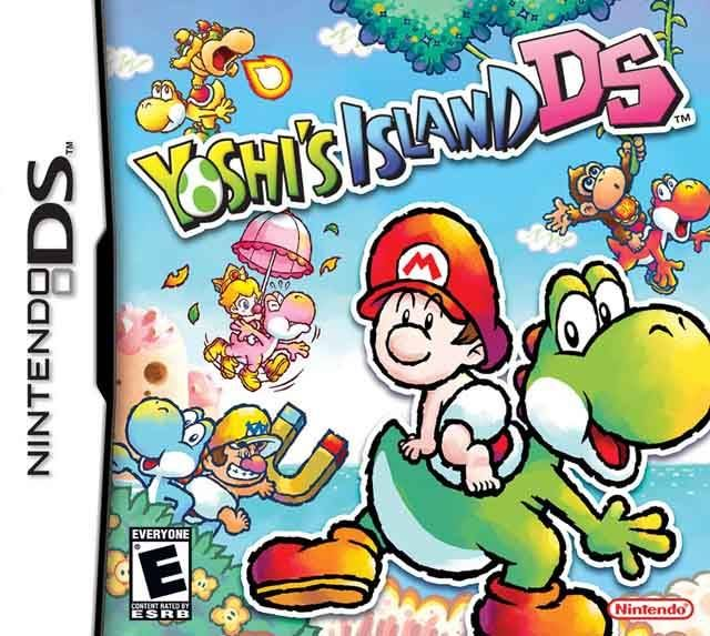 Yoshi's Island DS DS Game