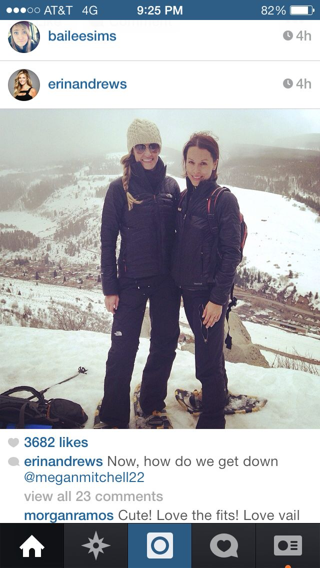 Julie Andrews is looking fabulous as always in @The North Face