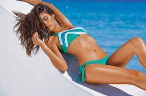 Also on my wish list but I can't find this in Milan anywhere anymore :( #calzedonia #bikini