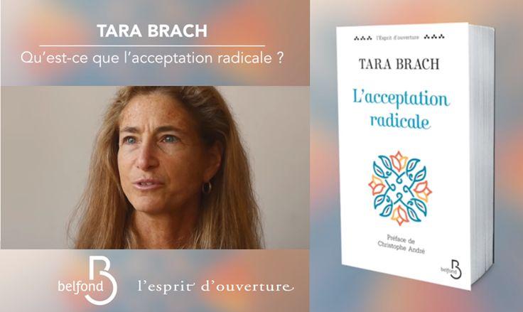 """""""L'acceptation radicale consiste à s'ouvrir au moment présent. [...] Cette notion s'est imposée à moi lorsque j'ai compris le lot de souffrances qu'engendre le déni de réalité !"""" //   L'acceptation radicale : l'explication vidéo de Tara Brach : https://www.youtube.com/watch?v=PqBtueDy4K8"""
