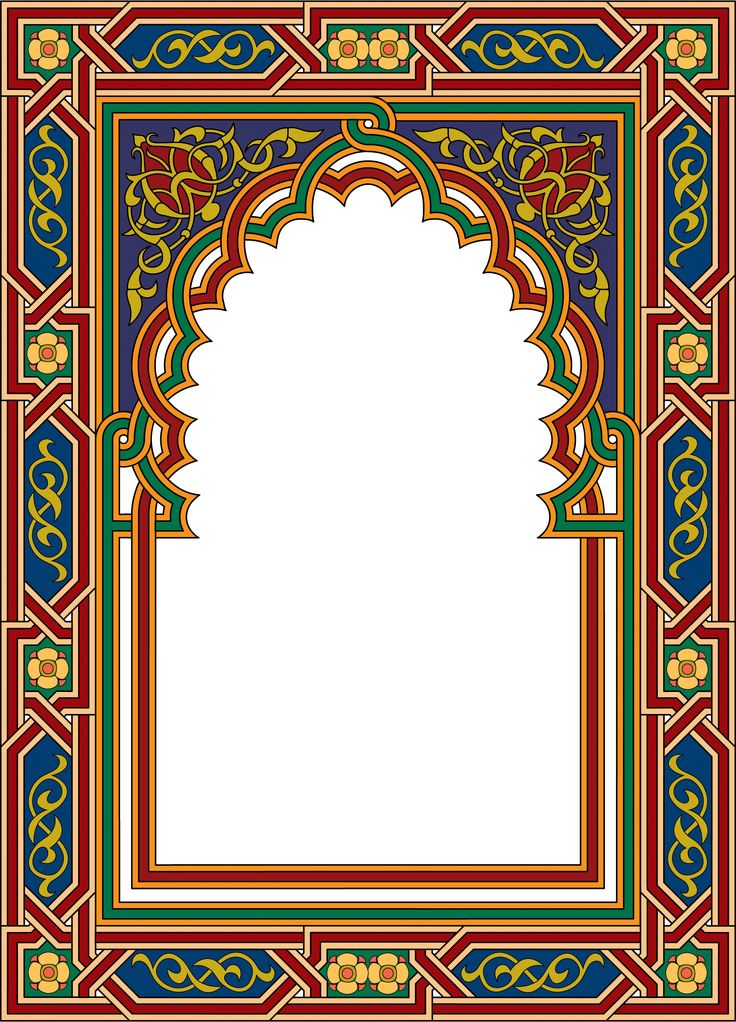 23-Arabesque (Islamic Art)