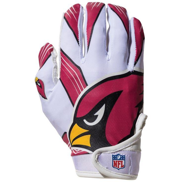 NFL Arizona Cardinals Franklin Receiver Gloves