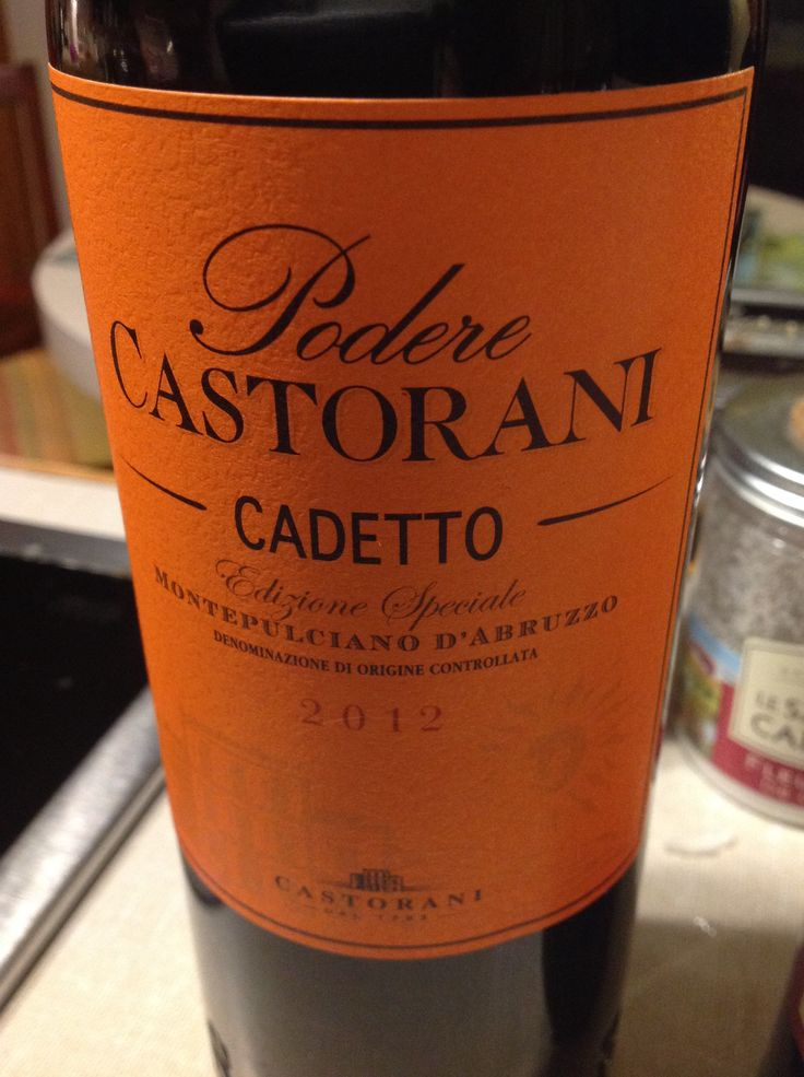 Code SAQ: 12494651 (18,90$) La fermentation pour ce vin à 100% montepulciano implique de nombreux remontages et délestages, ainsi qu'une longue macération de quatorze jours. Pour l'élevage, le vin ...