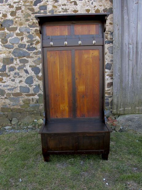 Foyer Tree Furniture : Barnwood furniture from the barn reclaimed
