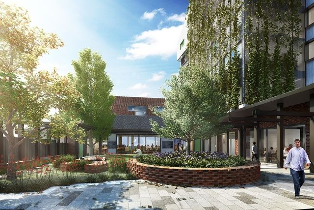 MGS Architects designs VincentCare homeless housing project in Melbourne | ArchitectureAU