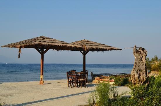 Kalamos Beach - Pelion, Thessaly in Greece