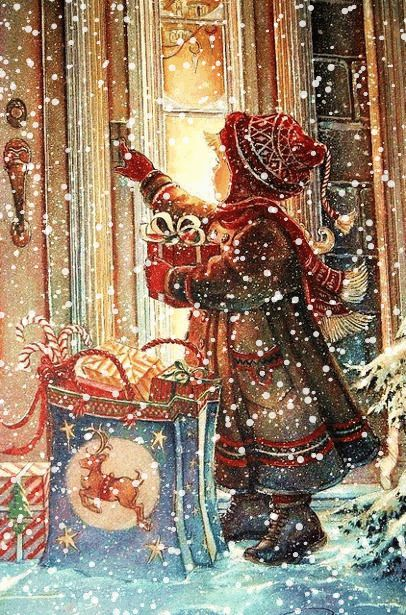 Christmas - Glitter Animations - Snow Animations - Animated images - Page 6