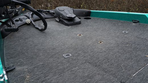 Bass Boat Carpet Replacement - How To - AnglingAuthority.com