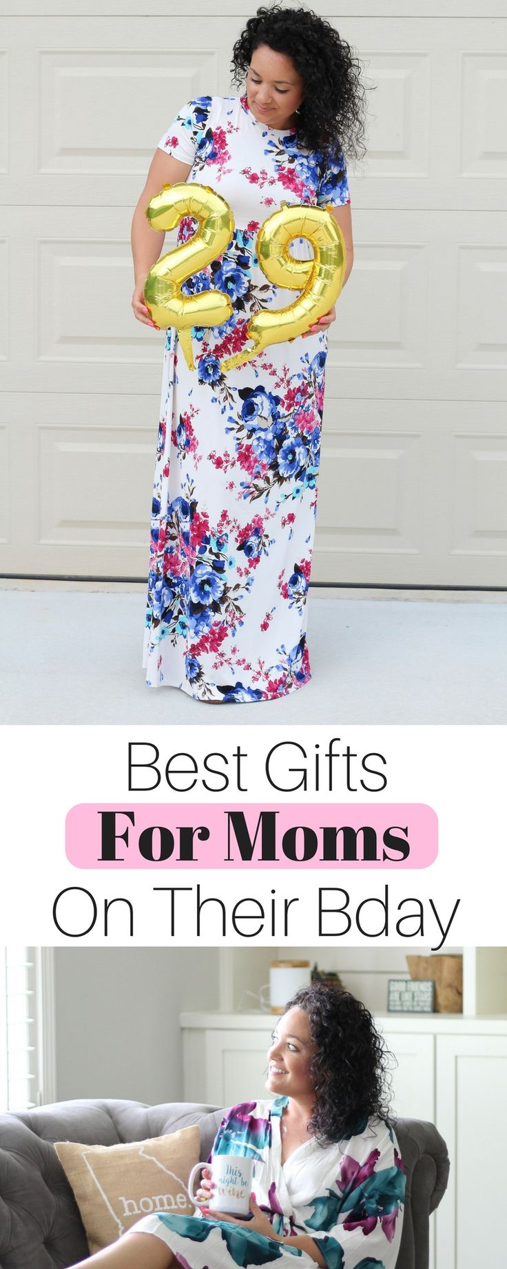 Best Gifts For Moms On Their Birthday | Motherhood Gifts | Mom Fashion | Mom Style | Easy Mom Gifts | Mother's Day | Busy Little Izzy Blog