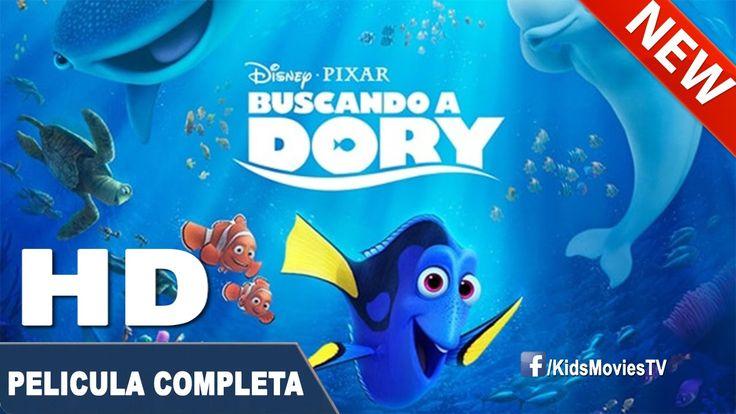 Buscando a Dory Pelicula Completa en Español Latino Disney HD 2016
