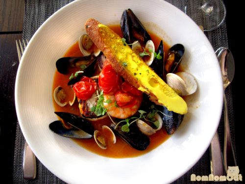 Cioppino at Catch American Seafood (Santa Monica)