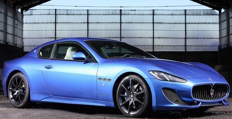 Maserati GranTurismo Sport | Men's Toys Magazine