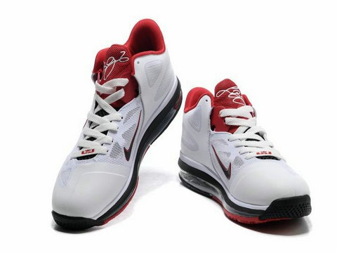 Nike LeBron 9 Low USA Olympics,Style code:510811-101,The Nike