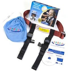 AmSafe CARES Child Aviation Restraint System at HealthyKin.com