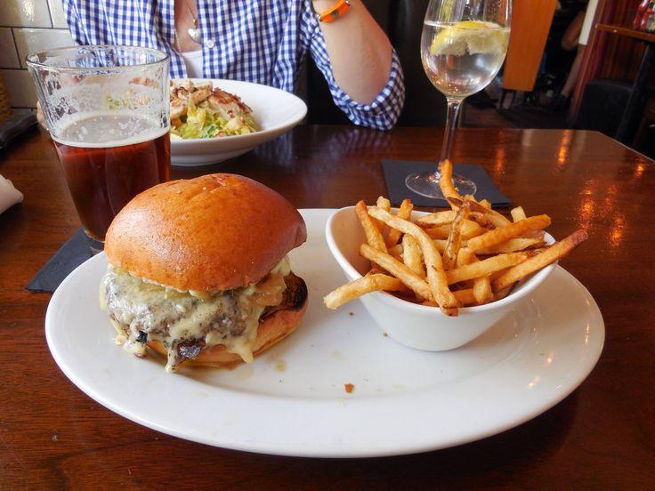 Original 5 Napkin - 5 Napkin Burger - Hell's Kitchen, Manhattan NY