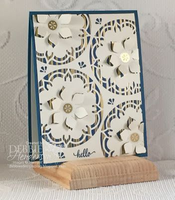 Eastern Palace Stampin' Up! Orientpalast