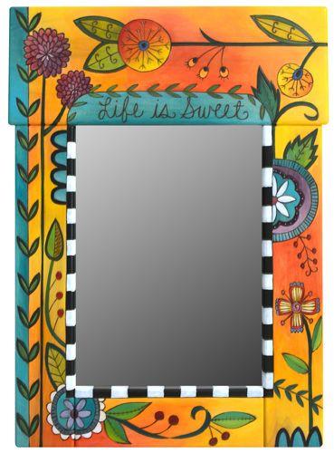 Medium Square Mirror