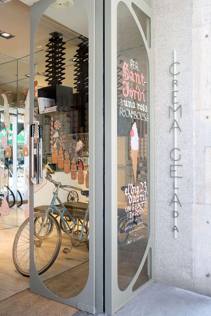 rocambolesc gelateria - girona - sandra tarruella - 2013 - photo © meritxell arjalaguer