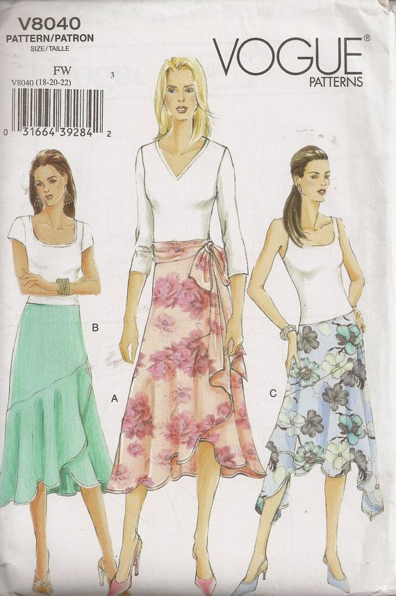 Vogue Couture Sewing Patterns