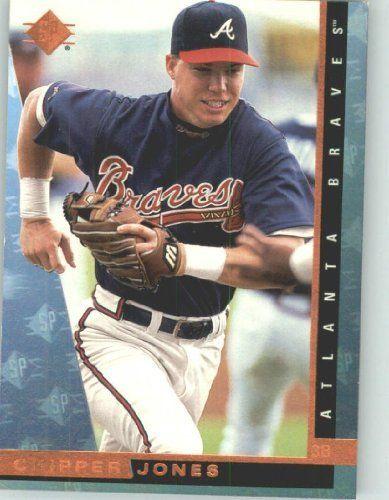 1997 SP #25 Chipper Jones - Atlanta Braves (Upper Deck) (Baseball Cards) by SP. $0.98. 1997 SP #25 Chipper Jones - Atlanta Braves (Upper Deck) (Baseball Cards)