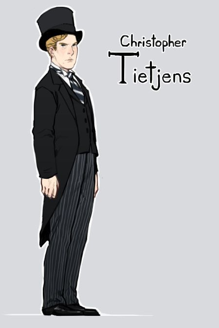 Christopher Tietjens from Parade's End