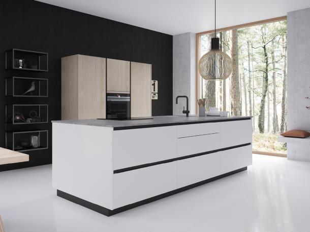 Tinta Wood – Kjøkkenet til minimalistiske og levende hjem | kvik.no
