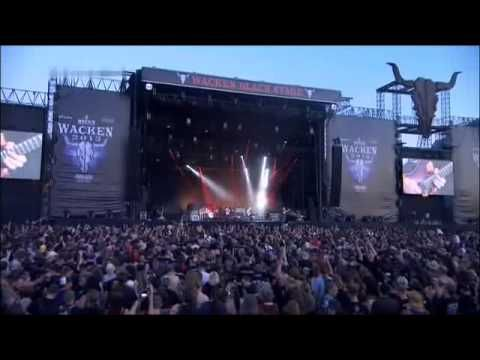 Deep Purple - Smoke on the Water live @ Wacken 2013 - YouTube