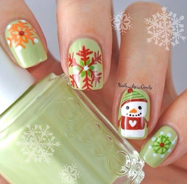 Mejores 267 imágenes de Nails. en Pinterest | Uñas bonitas, Diseño ...