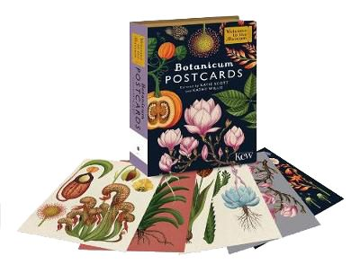 Botanicum Postcards - Welcome To The Museum