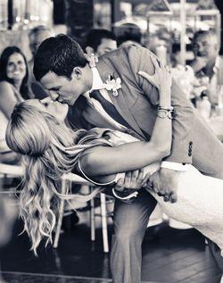 \\ Bride & Groom's First Dance